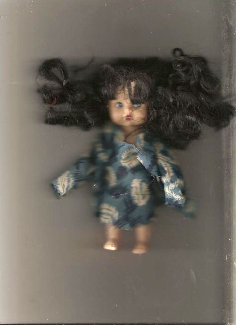 Cindy Doll, a Toddler-Woman or Husband?